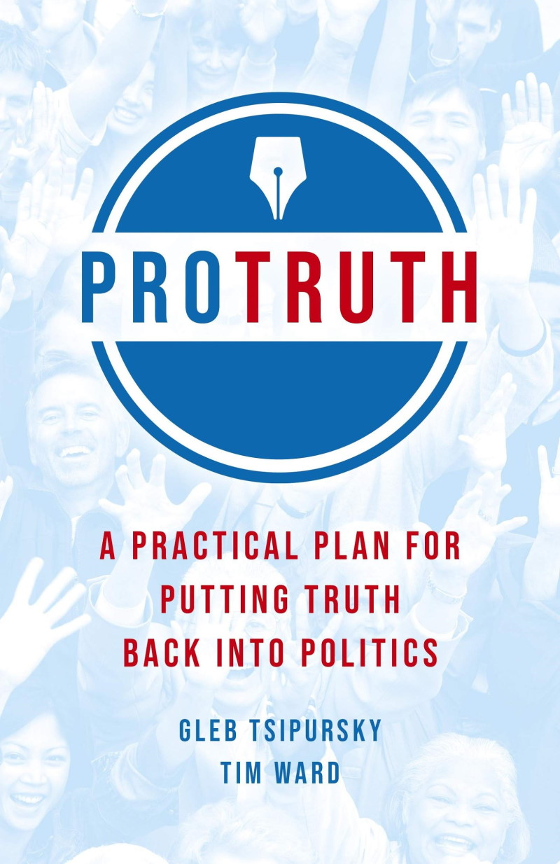 Pro-Truth Pledge Book Cover